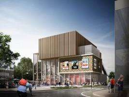 ZAC Ferney-Genève Innovation : le futur cinéma trouve sa place à